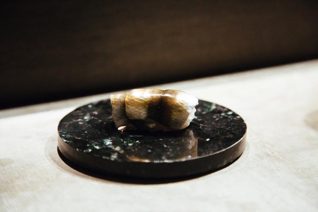 Sprat sushi